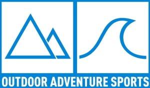 Outdoor adventure logo web